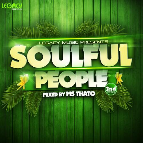 Soulful People 2ND Edition Album