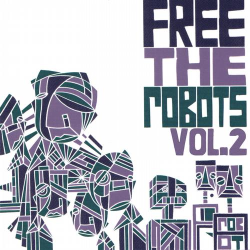 Album Art - Free the Robots Vol. 2 - EP