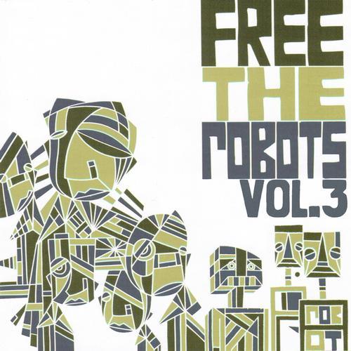 Album Art - Free the Robots EP Vol.3