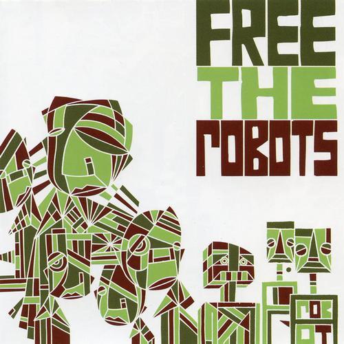 Album Art - Free the Robots EP