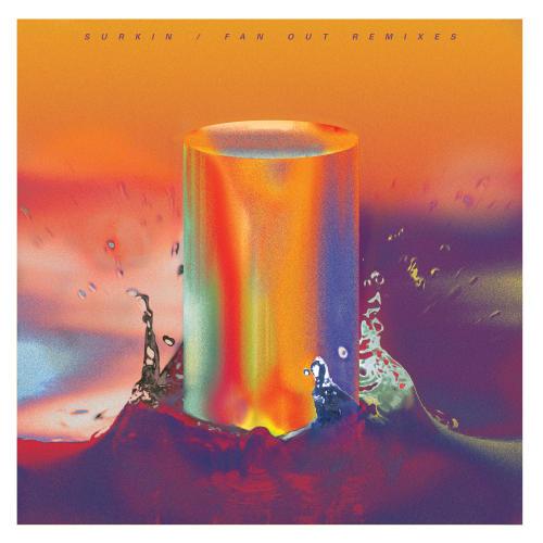 Fan Out Remixes Album Art