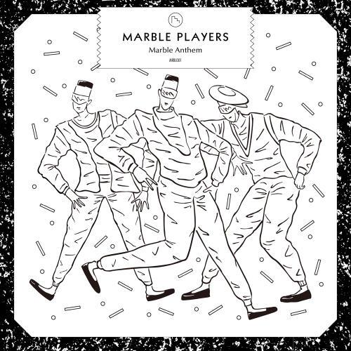 Album Art - Marble Anthem - Single