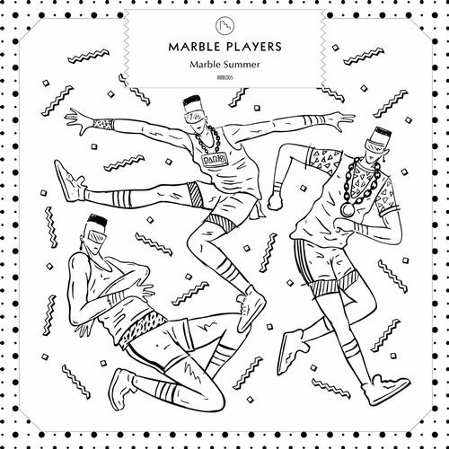 Album Art - Marble Summer - EP