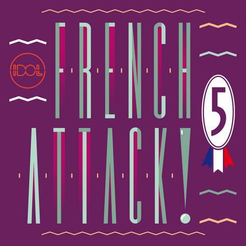 Album Art - French Attack! Vol. 5