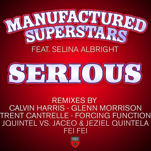 Album Art - Serious (Remixes)