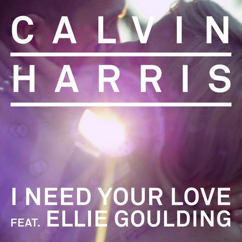 Album Art - I Need Your Love - Remixes