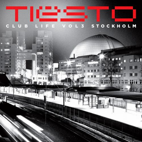 Album Art - Club Life, Vol. 3 - Stockholm