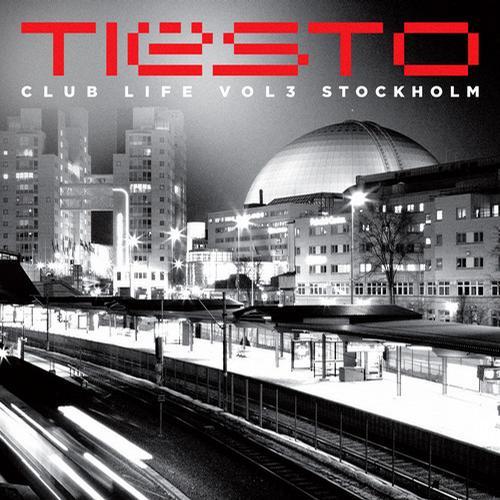 Club Life, Vol. 3 - Stockholm Album Art