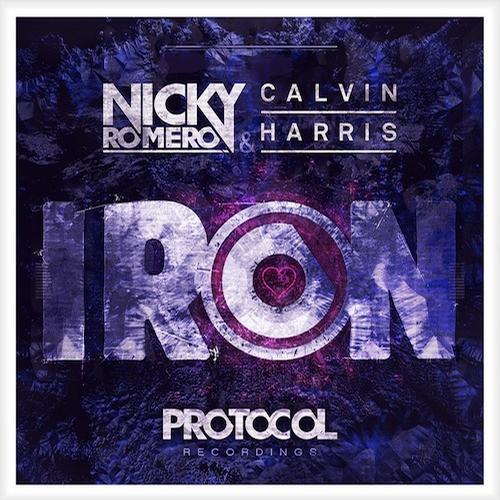 Album Art - Iron