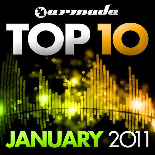 Album Art - Armada Top 10 January 2011