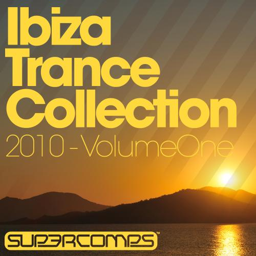 Album Art - Ibiza Trance Collection 2010 - Volume One