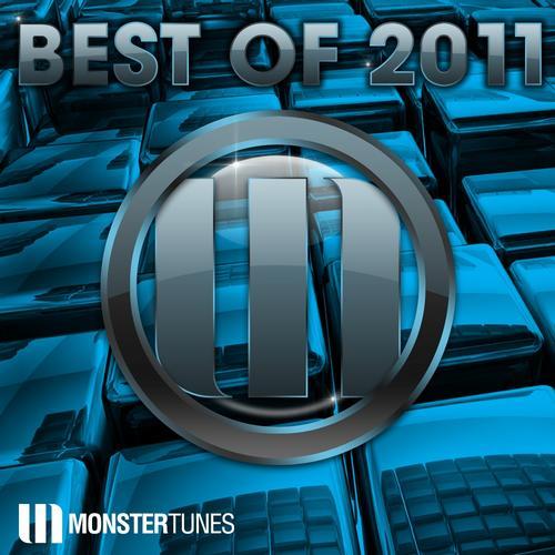 Album Art - Monster Tunes Best Of 2011