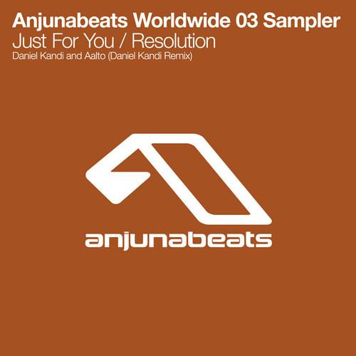 Album Art - Anjunabeats Worldwide 03 Sampler