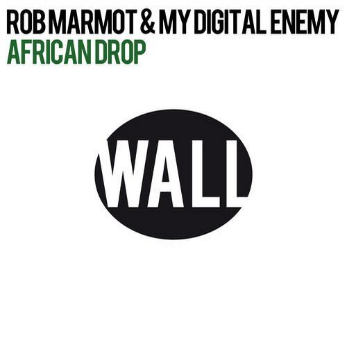 Album Art - African Drop