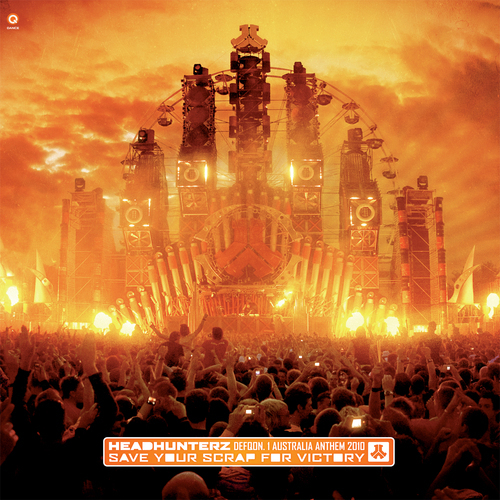 Album Art - Save Your Scrap For Victory (DefQon. 1 Australia Anthem 2010)
