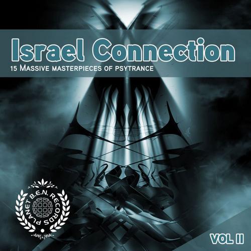 Israel Connection Vol. 2 Album Art