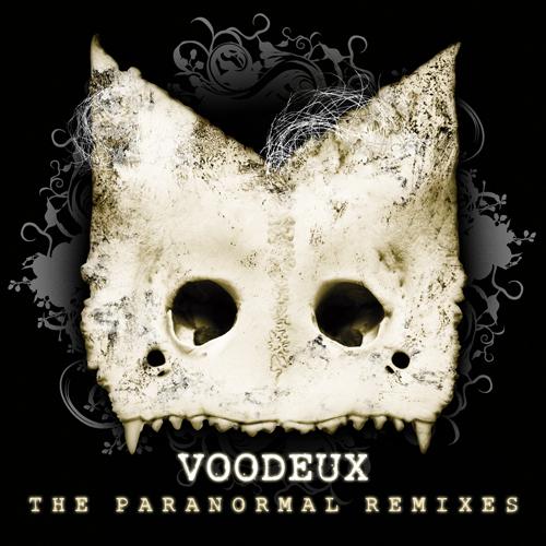 Album Art - The Paranormal Remixes