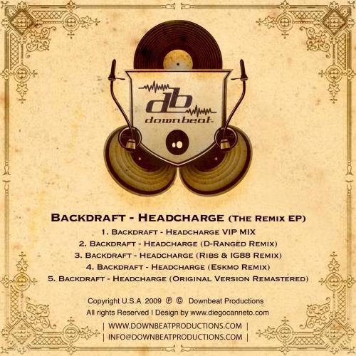 Album Art - Headcharge Remixes