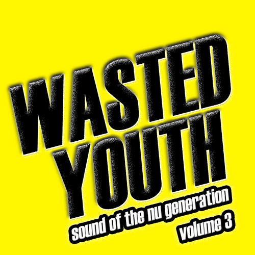 Album Art - Wasted Youth Volume 3