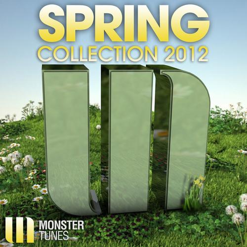 Album Art - Monster Tunes Spring Collection 2012