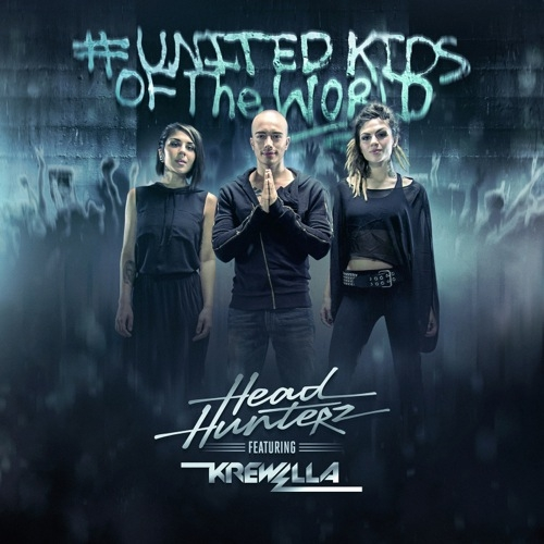 Album Art - United Kids of the World