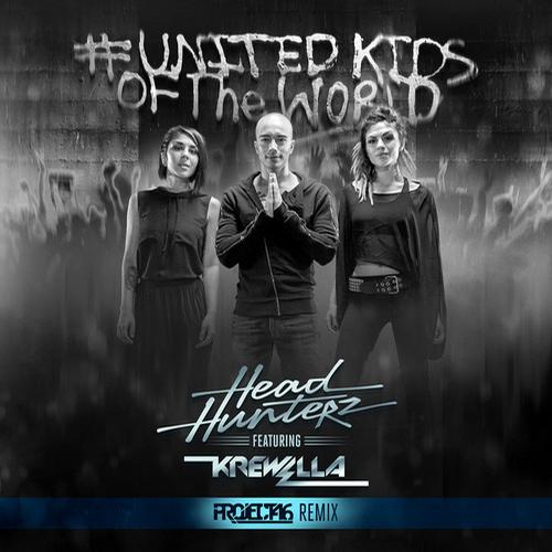 Album Art - United Kids of the World - Project 46 Remix