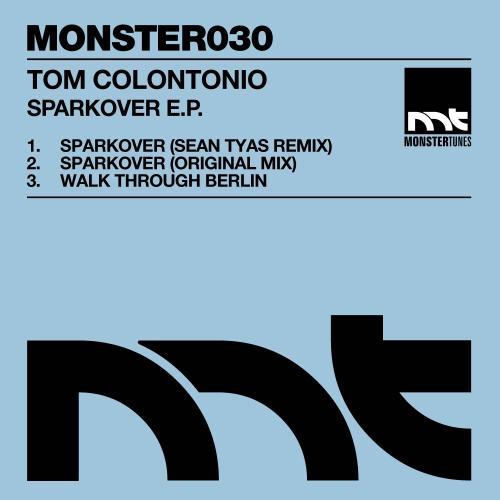 Album Art - Sparkover EP
