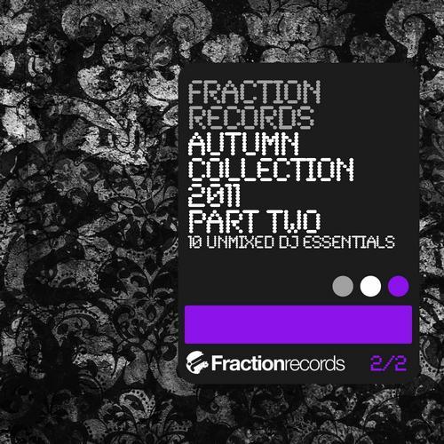 Album Art - Fraction Records Autumn Collection 2011 Part 2