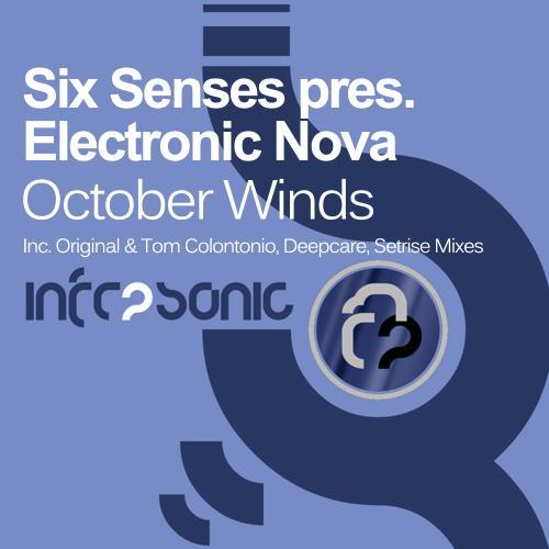 Album Art - October Winds