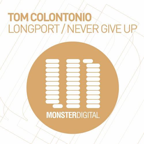 Album Art - Longport / Never Give Up