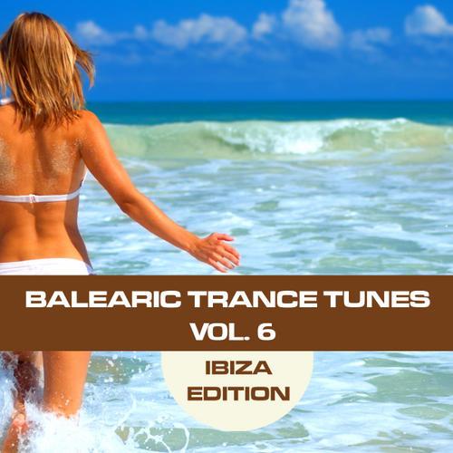 Album Art - Balearic Trance Tunes Volume 6 - Ibiza Edition