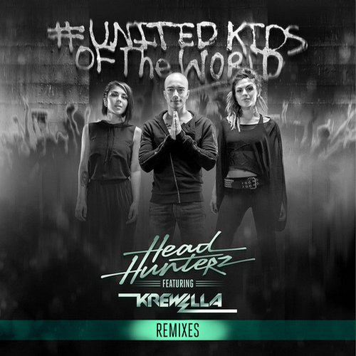 Album Art - United Kids of the World - Remixes