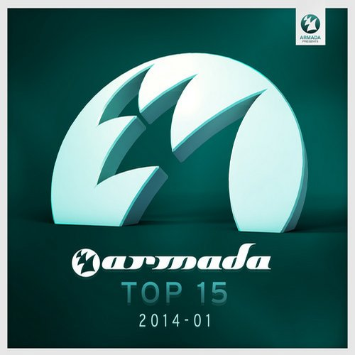 Album Art - Armada Top 15 - 2014-01