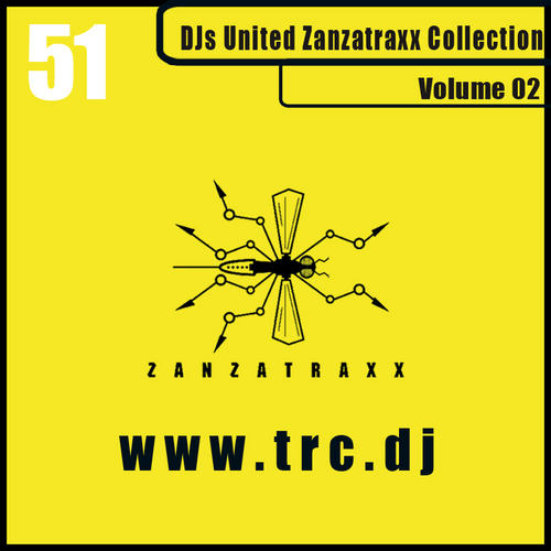 Album Art - DJs United Zanzatraxx Collection Volume 02