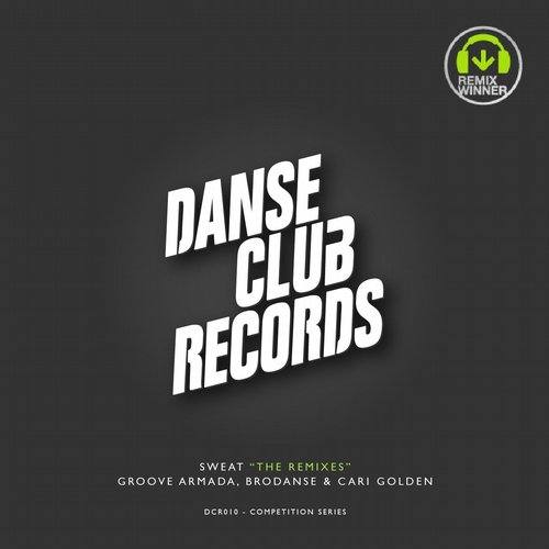Album Art - Sweat - The Remixes