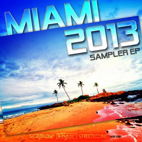 Miami 2013 Sampler EP Album Art