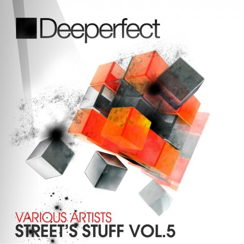 Street's Stuff Vol.5 Album Art