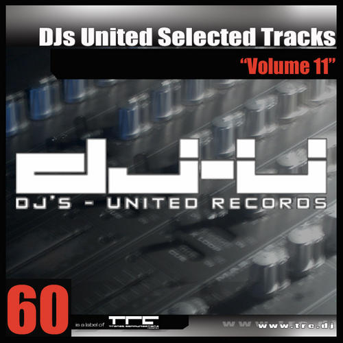 Album Art - DJs United Selected Tracks Volume 11