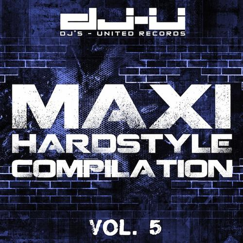 Album Art - Maxi Hardstyle Compilation Vol. 5
