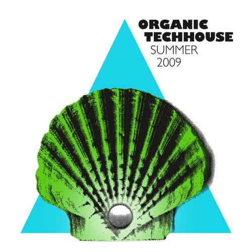 Great Stuff - Organic Techhouse Summer 2009 Album Art