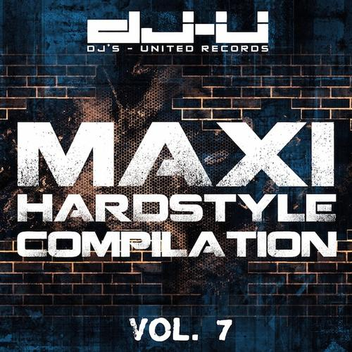 Album Art - Maxi Hardstyle Compilation Vol. 7