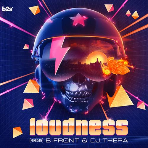 Album Art - Loudness - Mixed by B-Front and DJ Thera