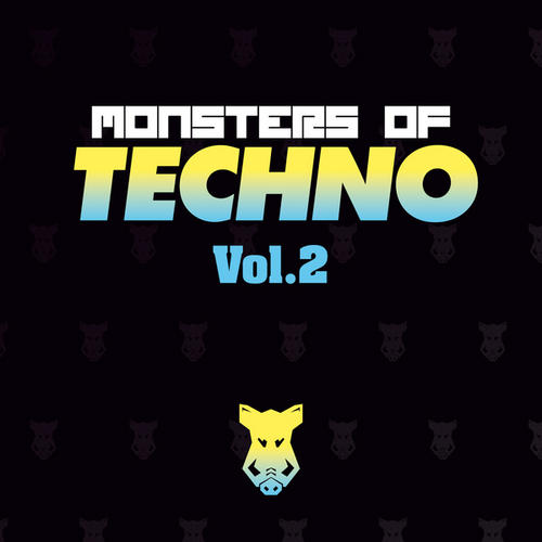 Album Art - Tomcraft Selects Monsters Of Techno Volume 2