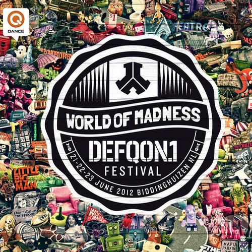 Album Art - Defqon.1 2012