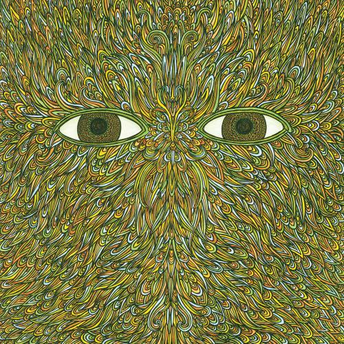 Album Art - Pattern+Grid World