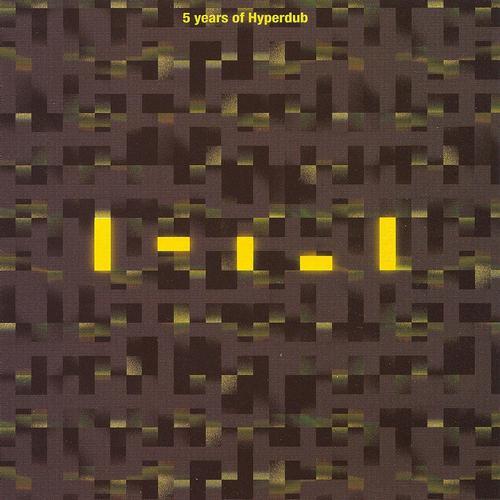 Album Art - 5 Years Of Hyperdub