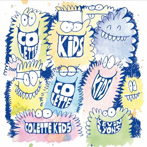 Album Art - colette kids