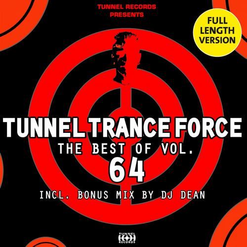 Album Art - Tunnel Trance Force - The Best Of, Vol. 64