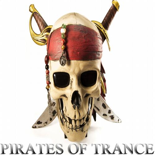 Album Art - Pirates of Trance, Vol. 1 (Freebooter Favourite Dance Electro Trance House Tracks)