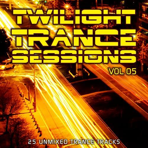 Album Art - Twilight Trance Sessions Vol. 5